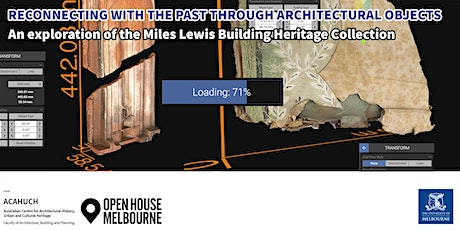ACAHUCH + OPEN HOUSE MELBOURNE : Miles Lewis Building Heritage Collection tickets