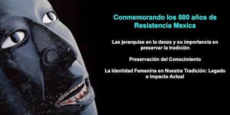Jerarquias, conocimiento e identidad femenina en la danza mexica entradas