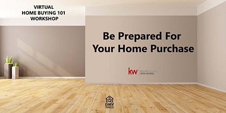 """Free: Home Buying Workshop """"Be Prepared for your Home Purchase"""" tickets"""