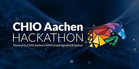 "CHIO Aachen Hackathon ""smart CHIO"" tickets"