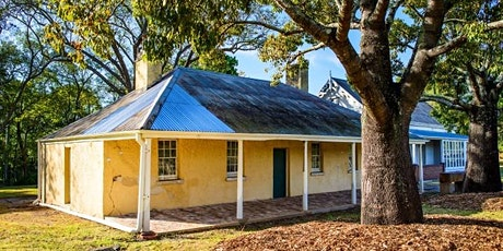 Science Week-Historic Dairy Cottage Tour (SATURDAY TOURS) tickets
