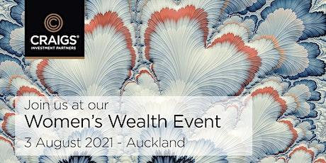 Women's Wealth Event tickets