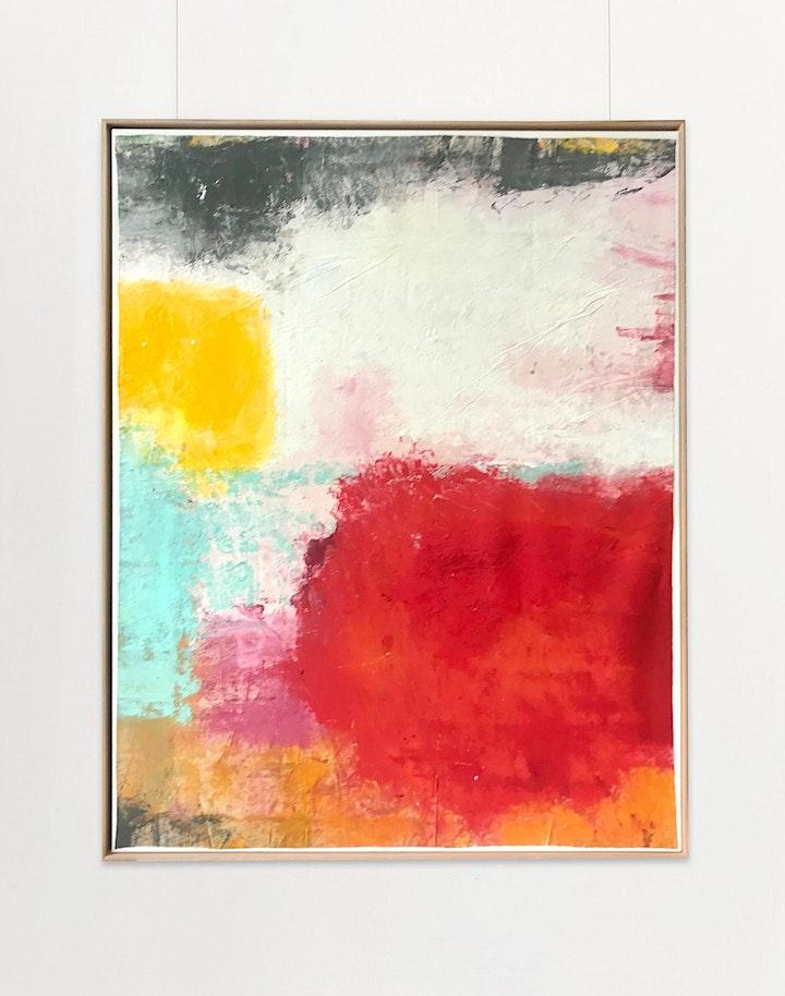Olivier Rasir: Residue Matter image