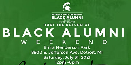 Black Alumni Weekend - Picnic tickets