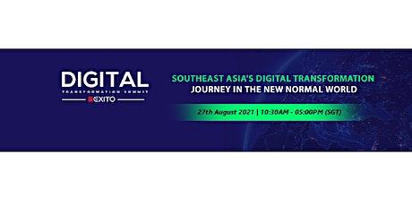 Digital Transformation Summit - SouthEast Asia boletos