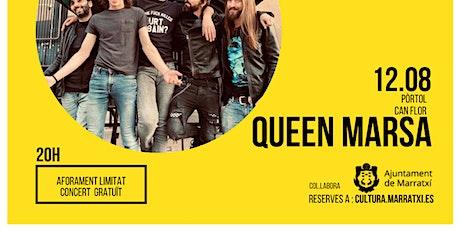 Queen Marsa - Estiuejant els dijous a Marratxí. entradas