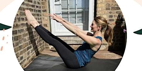 45 Min Pilates Essentials/Liz Chier tickets