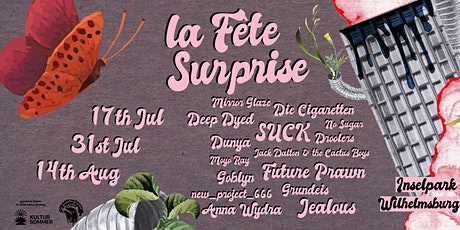 La Fête Surprise Tickets