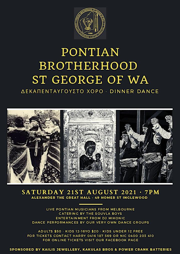 Pontian Brotherhood of WA Dinner Dance image