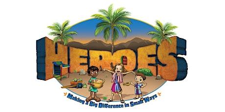HEROES VACATION BIBLE SCHOOL tickets