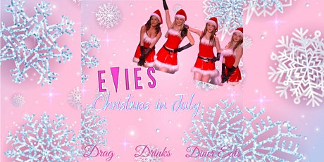 Evie's Christmas in July! tickets