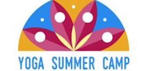 Yoga Summer Camp Tickets