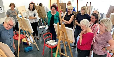 Portraiture workshop tickets