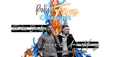 Radical Fire Conference Tickets