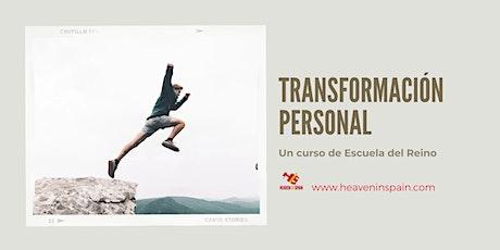 Transformación Personal · Escuela del Reino ingressos