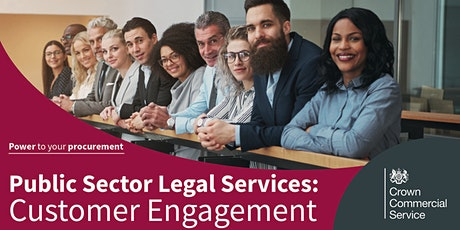 Public Sector Legal Services: Customer Engagement tickets