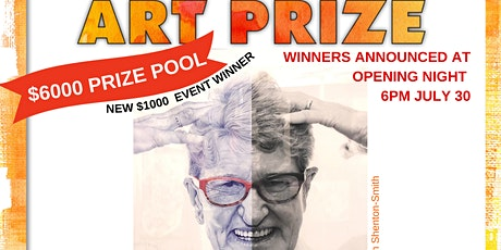 OPENING & AWARDS NIGHT - Golden Mile Art Prize - Members Exhibition tickets
