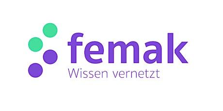 femak Symposium Tickets