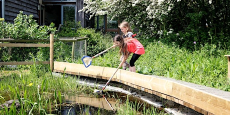 Family Pond Dipping Workshop at Sutton Courtenay tickets