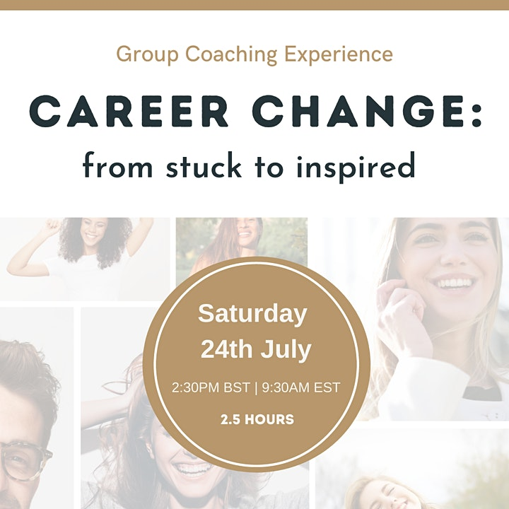 Career Change: find your next path image