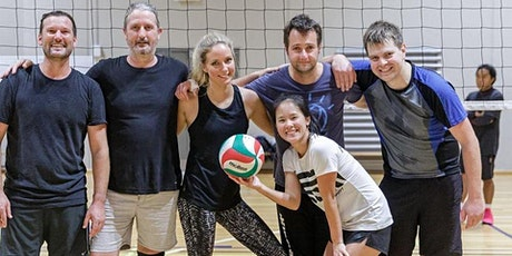 Social Volleyball Meetup - North Shore Auckland tickets