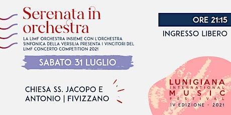 LIMF 2021 - Serenata in Orchestra biglietti