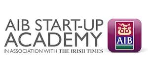 AIB Start-Up Academy - Athlone - Sheraton Hotel