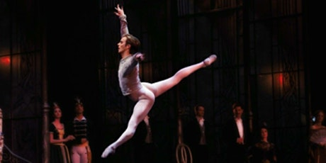 Master Class Series with Rainer Krenstetter, Principal Miami City Ballet entradas