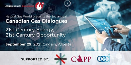 Canadian Gas Dialogues 2021 tickets