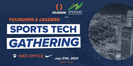 Founders & Leaders Sports Tech Gathering tickets