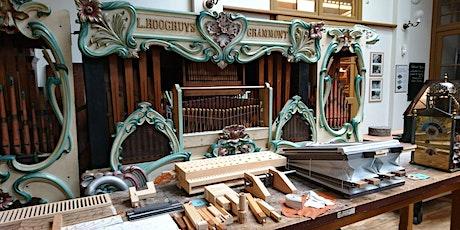 Restauratieatelier Museum Speelklok(onderdeel Open Monumentendag Utrecht) tickets