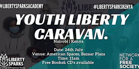Youth Liberty Caravan tickets