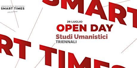 TRIENNALI,  Studi Umanistici biglietti