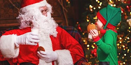 The Elf Who Lost Santa Claus children's interactive show tickets