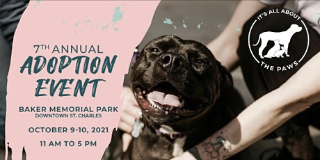 It's All About the Paws: 7th Annual Adoption Event tickets