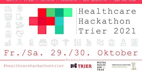 2. Healthcare - Hackathon Trier tickets
