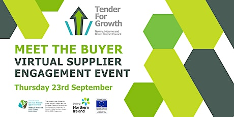 NMD Tender for Growth: Supplier Engagement Event 2021 tickets