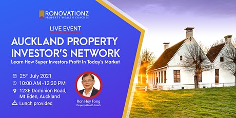 Auckland Property Investors Network tickets