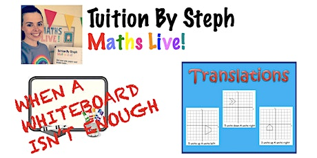 Maths Live! Summer Sessions - Translation tickets
