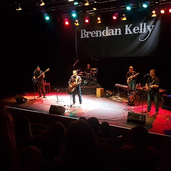 Audio Pilot  / The Brendan Kelly Band image