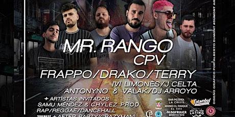Mr.Rango / Colectivo SE95 HipHop/Reggae/Dancehall +AfterParty Dj Crazyman entradas
