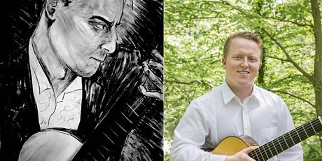 Free lunchtime concert: Harold Gordon-Smith and Andrew Stevenson (guitars) tickets