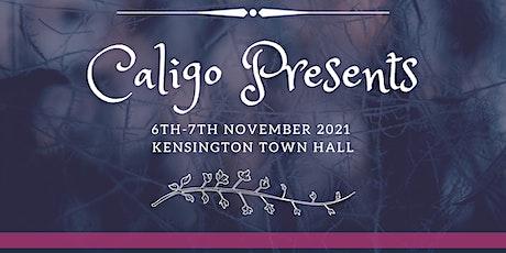 Caligo Presents tickets