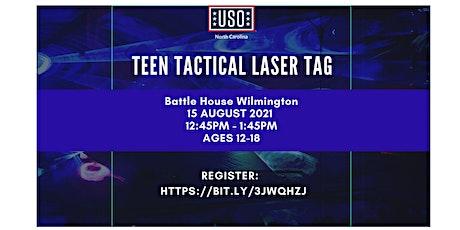 Teen Tactical Laser Tag (Wilmington) tickets