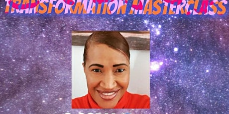 Join me for a Transformation  Masterclass Tickets