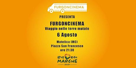 FURGONCINEMA - Viaggio nelle terre mutate biglietti