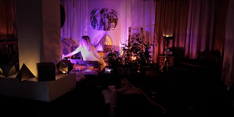 Full Moon Virtual Sound Meditation Journey* By Donation* tickets