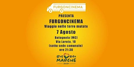 FURGONCINEMA - Viaggio nelle terre mutate tickets