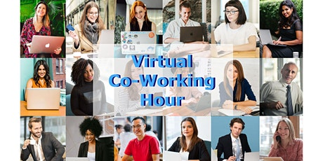 Virtual Co-Working Hour tickets