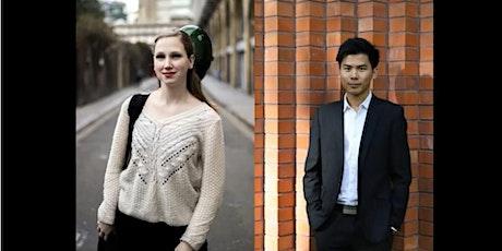 Free lunchtime concert: Jobine Siekman (cello) and Matthew Lam (piano) tickets